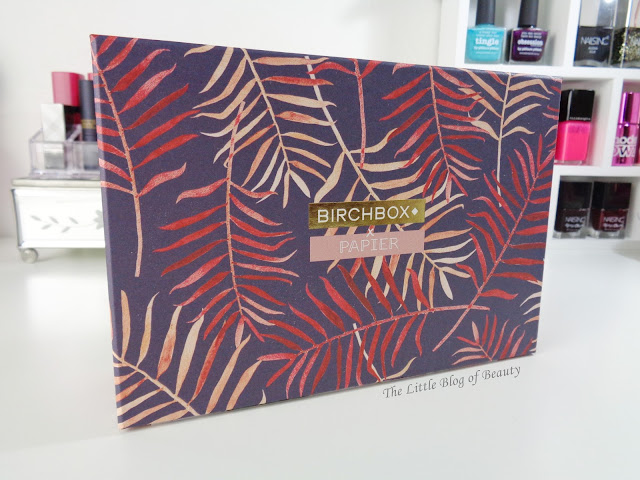 Birchbox x Papier February 2017 - Express Yourself