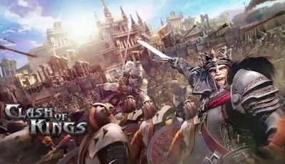Clash of Kings Wonder Falls Mod Apk Download