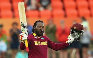 Chris Gayle Biography