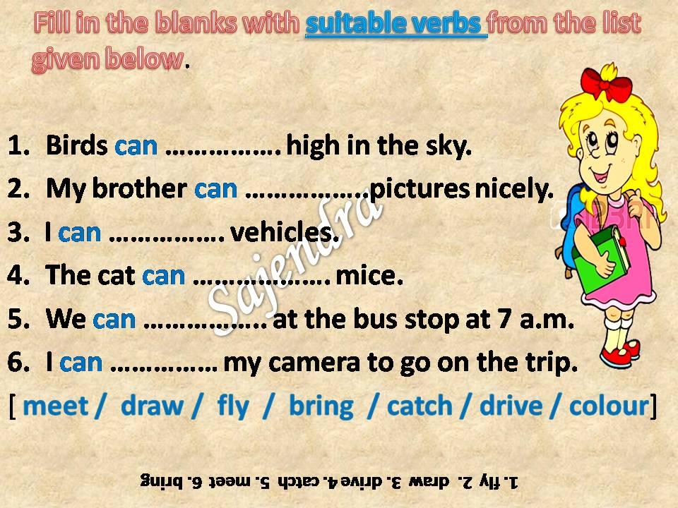 GRAMMAR LESSONS   English Model Activities O/ L