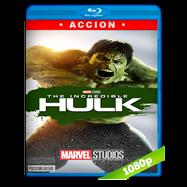 Hulk, el hombre increible (2008) BDRip 1080p Audio Dual Latino-Ingles