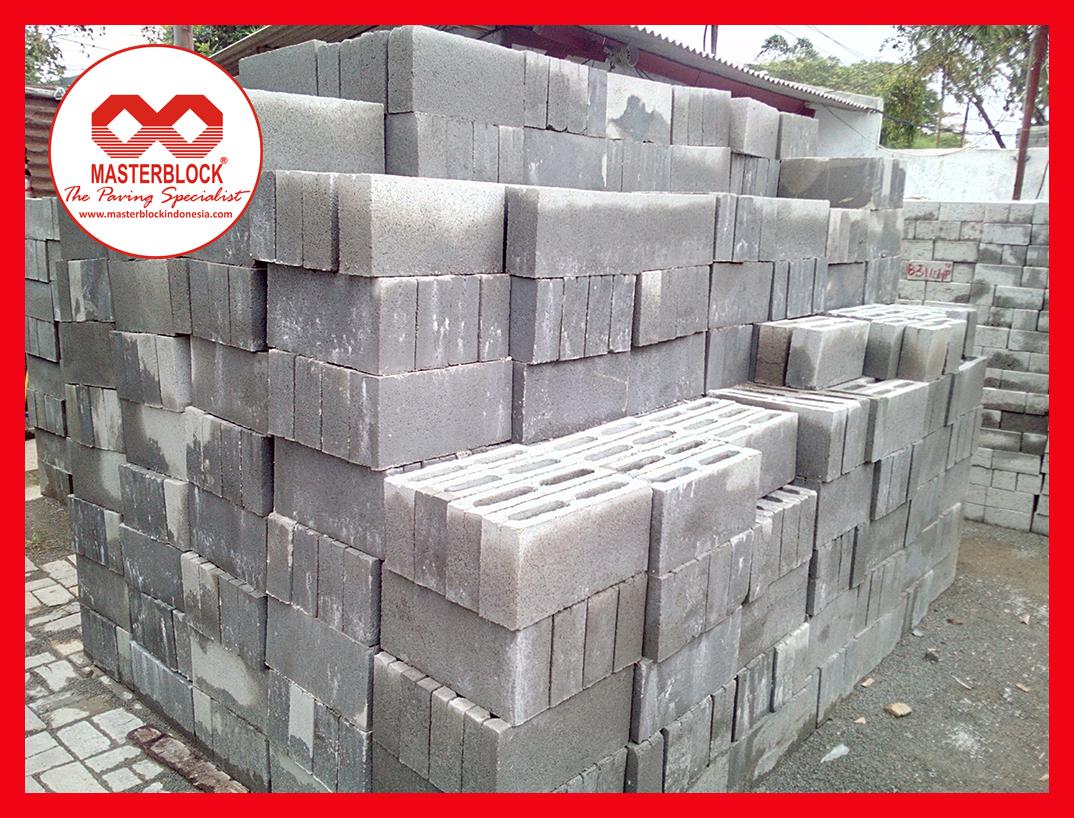 Paving Block  Conblock  Harga Paving Block  Jual Paving Block: Perbandingan Bata Merah dengan