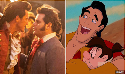 Beauty and the beast, Homosexuality, Disney, News,