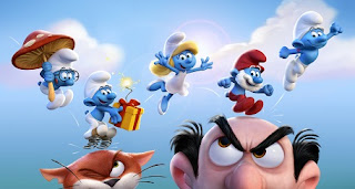 smurfs the lost village still 2