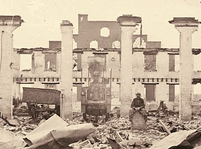 Aftermath: Richmond, 1865