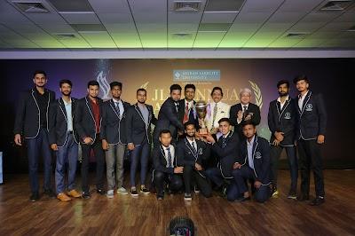 Jagran Lakecity University's Annual Awards 2018-19