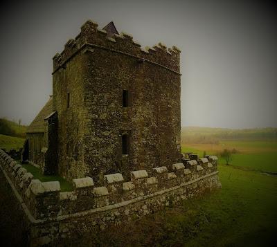 Fore Abbey, Monastic Settlement.