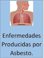 Enfermedades que produce el asbesto