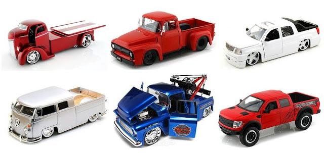 Mainan Diecast Miniatur Mobil Motor