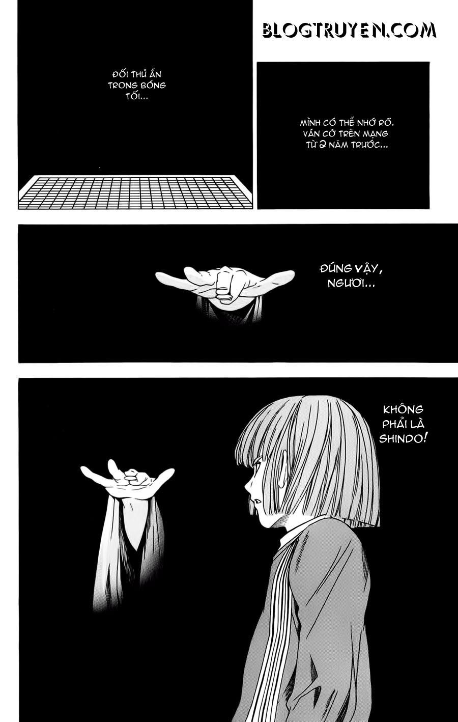 Hikaru No Go hikaru no go chap 115 trang 9