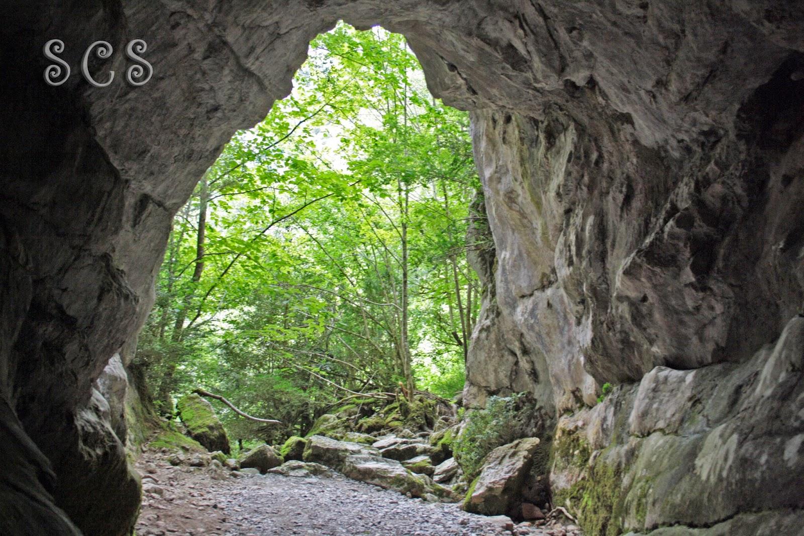 Cueva del Ibon (Navarra, España)