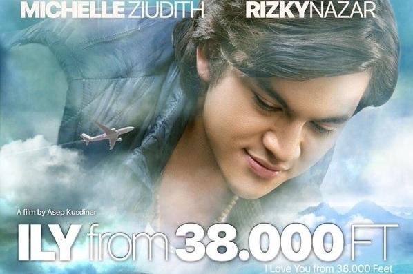 ILY From 38.000 FT Luncurkan Teaser Trailer Baper Michelle Ziudith Dan Rizky Nazar