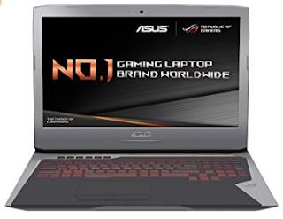 ASUS ROG G752VS-GC054T Laptops Gaming Drivers