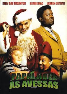 Papai Noel às Avessas – Dublado (2003)