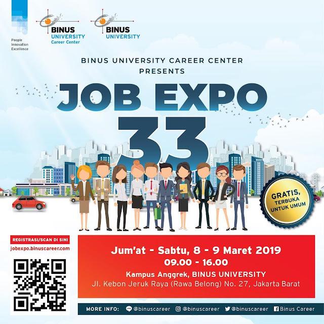 Job Fair Jakarta Barat 2019