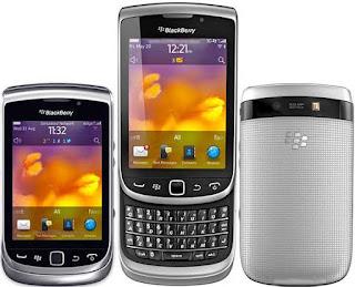 Spesifikasi dan Harga Blackberry Torch 2 Jenning 9810