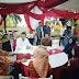 Iqbal Suhaeb Boyong Pejabat Pemkot Makassar di Open House Nurdin Abdullah