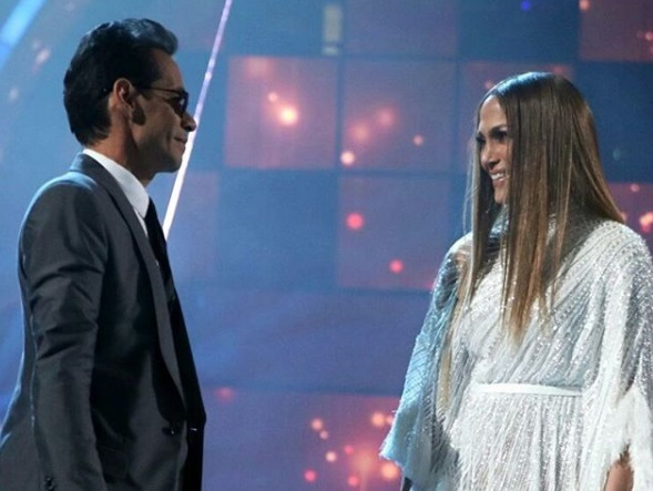 Jennifer Lopez shows immense love to her ex husband Marc Anthony