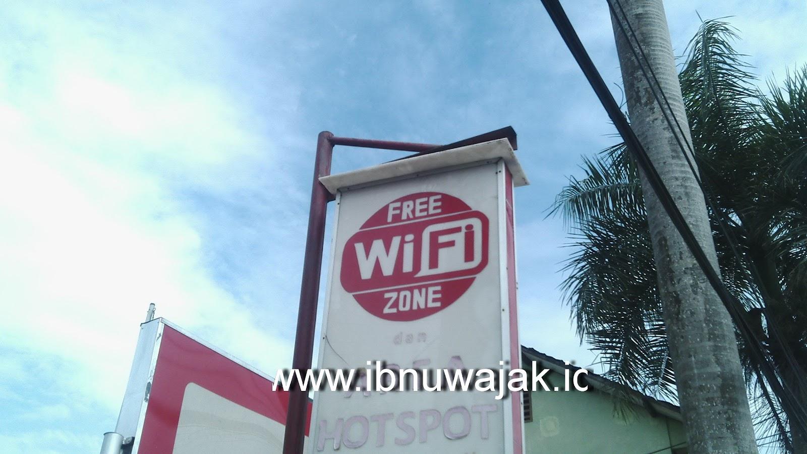 Ingat Label Free Wifi Zone Belum Tentu Free Internet Akses