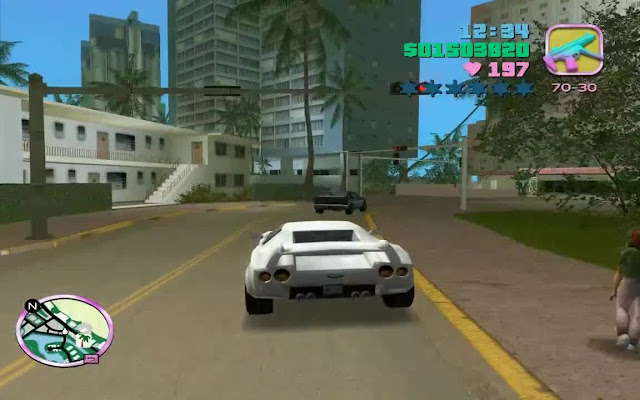 GTA Vice City Vice Cry 1.8 Full Game Free Download