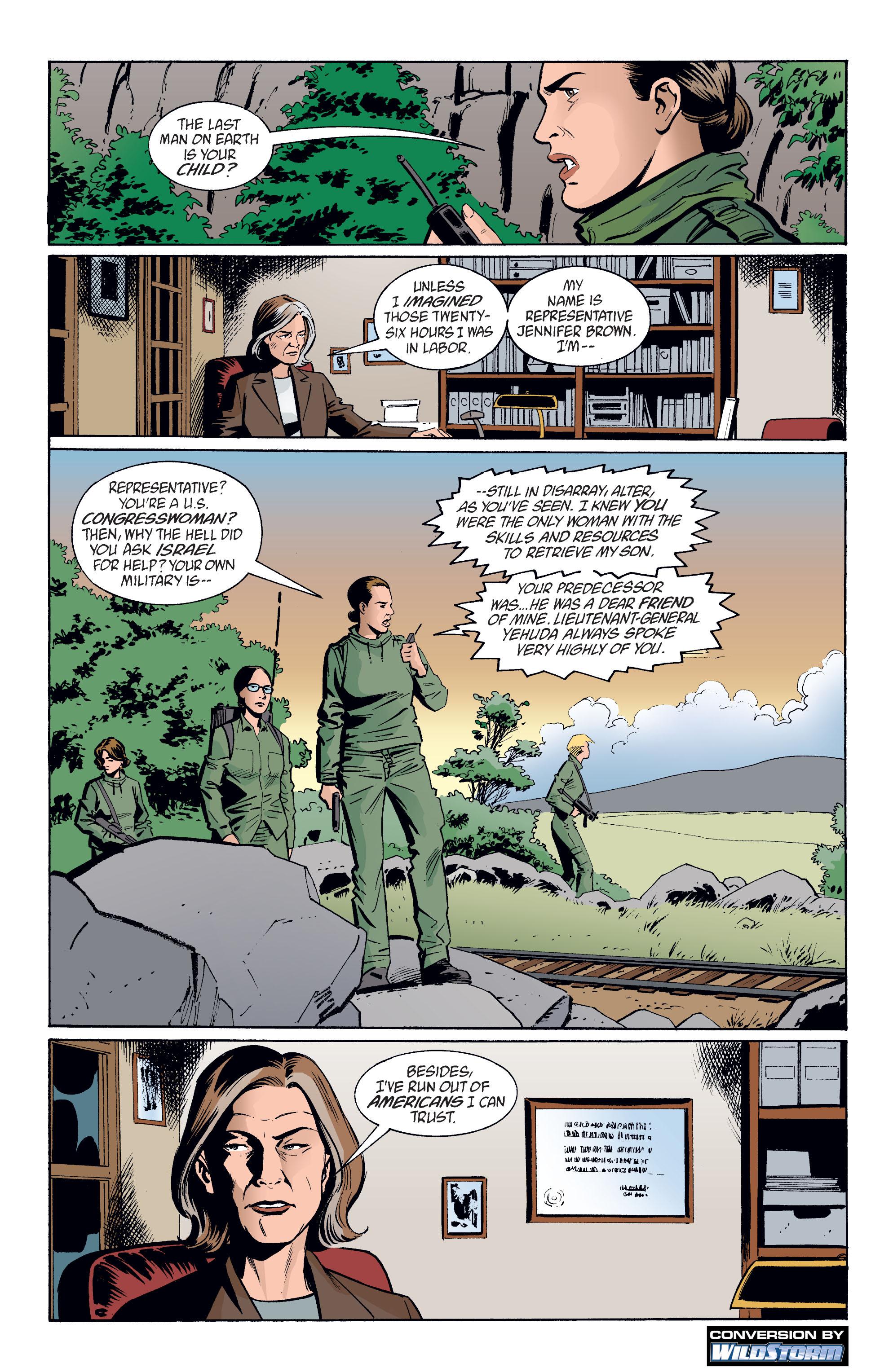 Y: The Last Man (2002) 12 Page 2