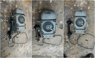 LAPAK BARANG JADUL : Dijual Telpon Kapal Lawas 1950 - SURABAYA