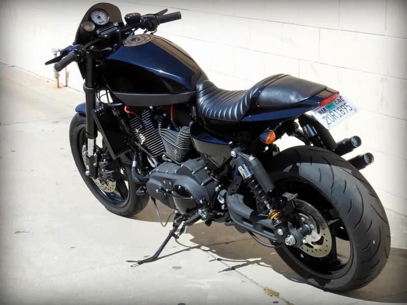 Harley Xr 1200 Rocketgarage Cafe Racer Magazine