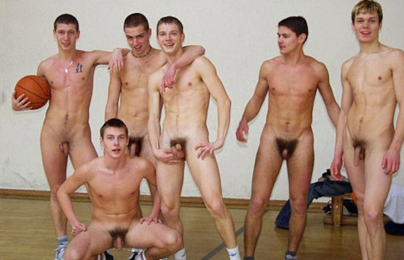 Imitation Of Mink Nude Team Spirit  Men Nude And In The -6957