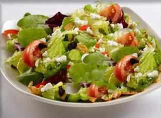 Spinach Salad (Ispanak Salatasi)
