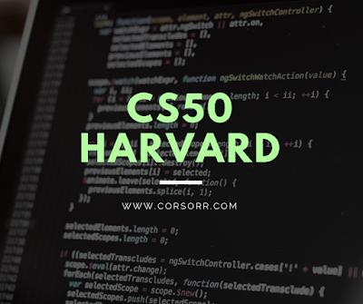 افضل كورس في مجال البرمجة في العالم للمبتدئين كورس CS50