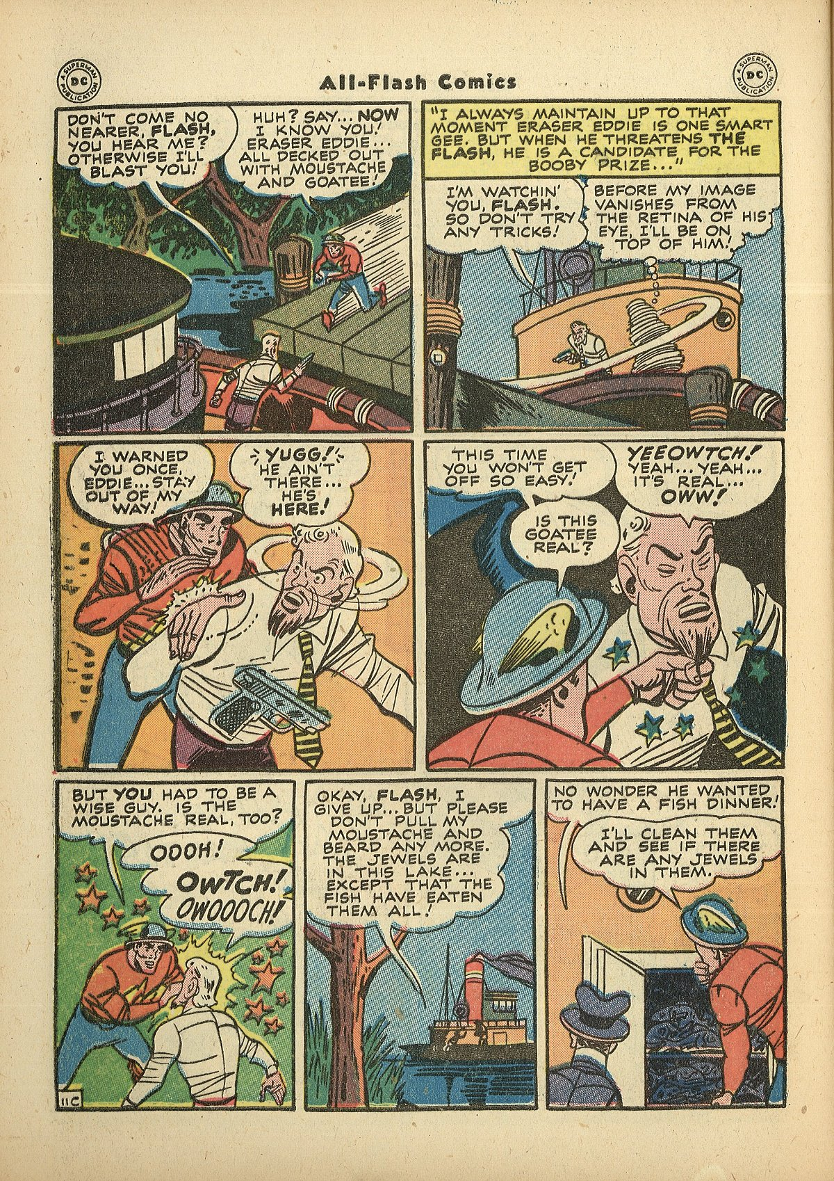 Read online All-Flash comic -  Issue #27 - 40