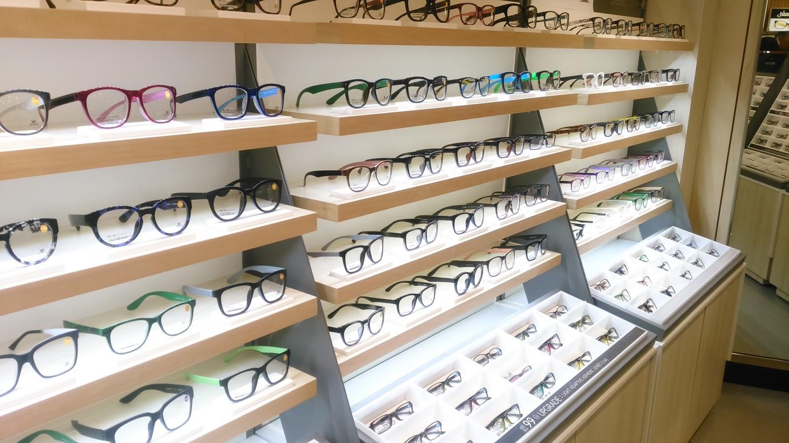 A-Look Eyewear & O.W.L Eyewear - Cermin Mata Siap Dalam 1 ...