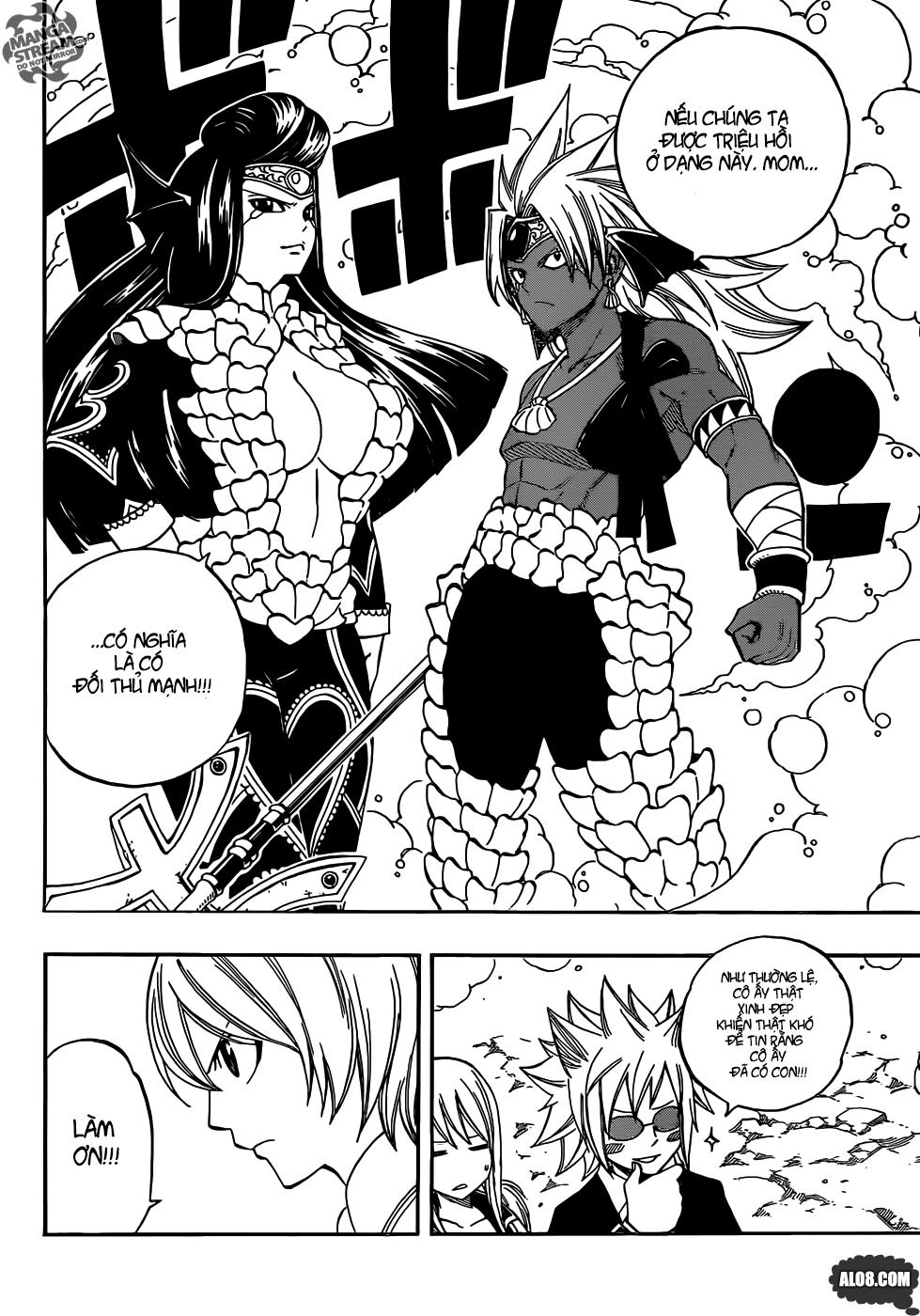 Fairy Tail chap 310 trang 4