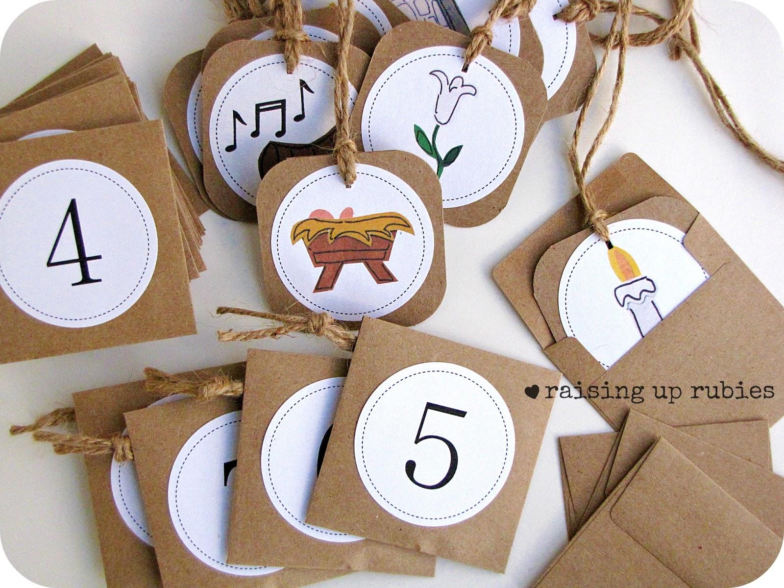 Raising Up Rubies Blog Celebrating Christmas With A Jesse Tree