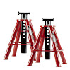 Sunex 1310 10-Ton Medium Height Pin Type Jack Stands, Pair
