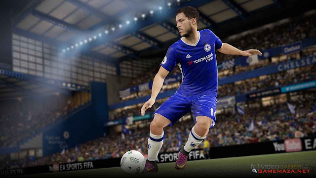 FIFA 17 Gameplay Screenshot 4