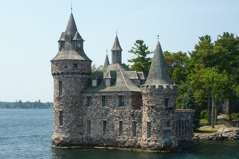 Boldt Castle Thousand Islands Canada