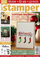 Published in Craft Stamper December 2014