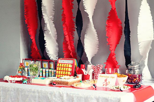 Pokemon verjaardag: ideeën en inspiratie voor een Pokemon feestje met feesttafel, versieringen en spelletjes.