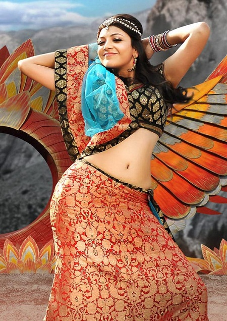 kajal hot navel photos