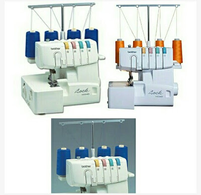 Brother Thread Serger - 120Volts  Fashion-Art 3/4 Machine
