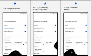تنزيل تطبيق Fluid Navigation Gestures اخر اصدار مجانا للاندرويد