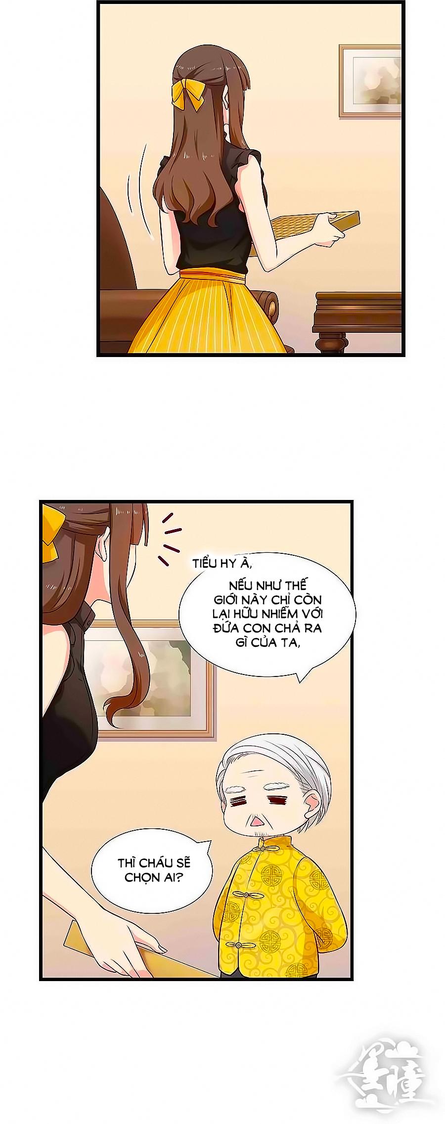 Chỉ Nhiễm Thành Hôn – Chap 101