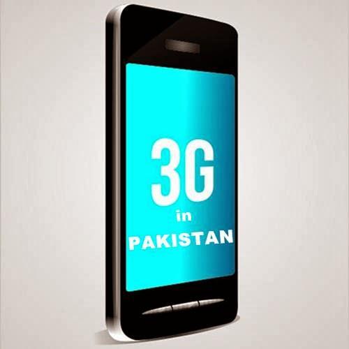 3g pakistan