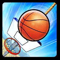 basket fall mod apk indir