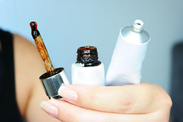 rotina de cuidados com a pele, dermaroller, ácidos, ácido hialurônico, colágeno, cápsulas da beleza, sabonete de ácido, ácido glicólico