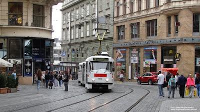 Tatra K2P, Dopravní podnik města Brna