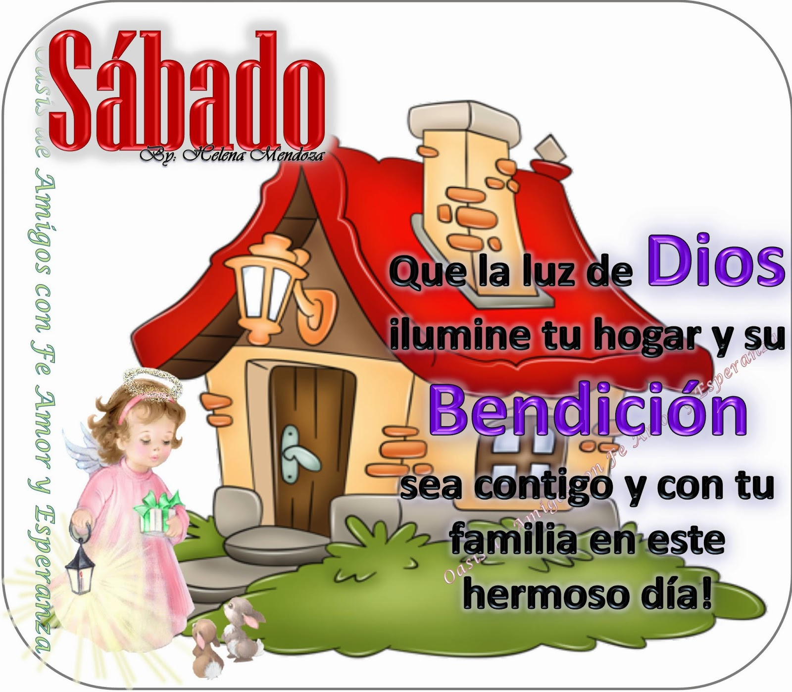 Frases Para Desear Feliz Sabado 70647 Loadtve