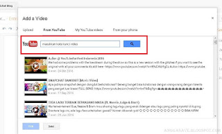 Cara Menampikan/Menambahkan Video Youtube Di Dalam Postingan Blog Yang Responsive - BeHangat.Net