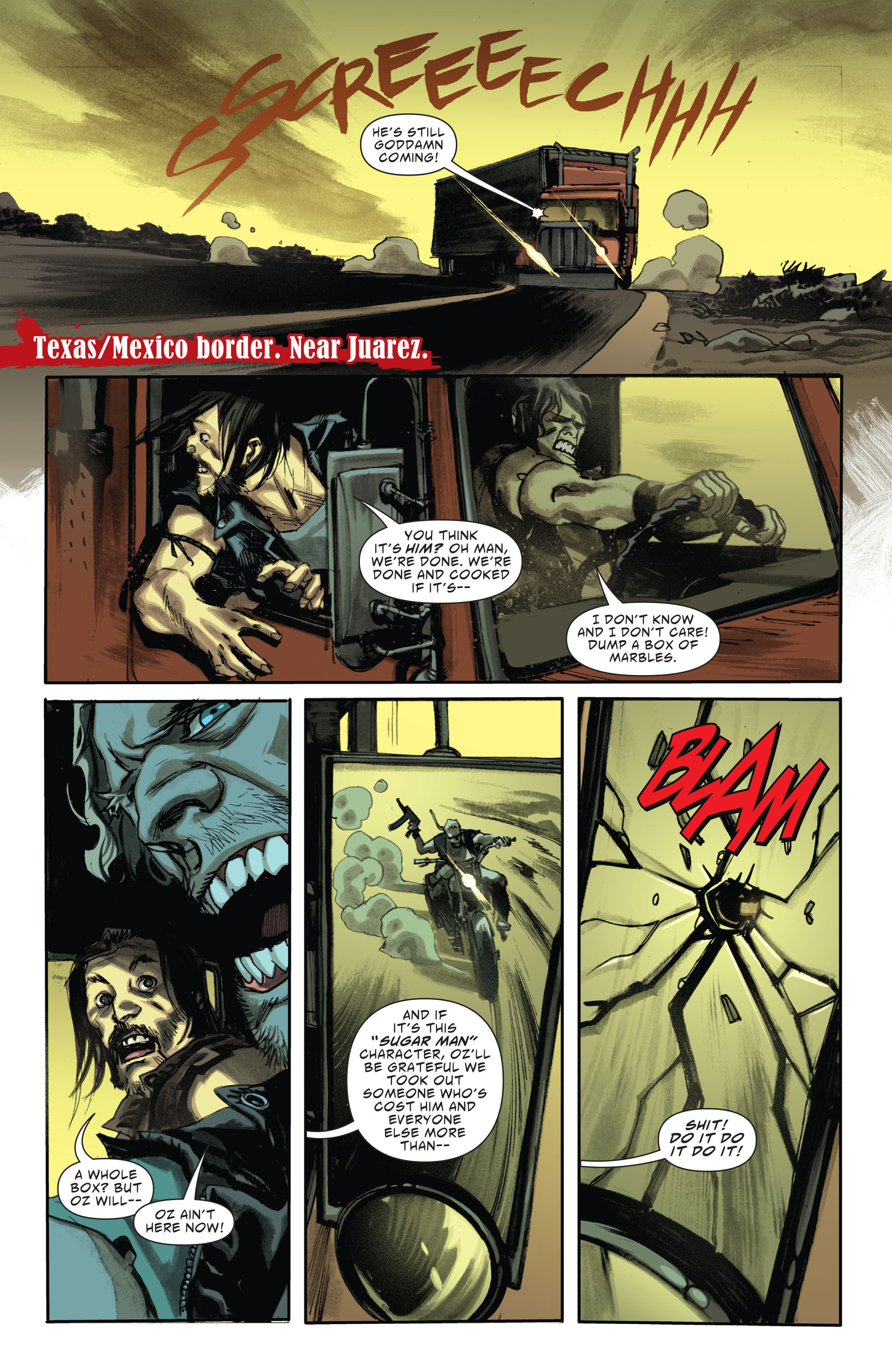Read online American Vampire: Second Cycle comic -  Issue #1 - 11
